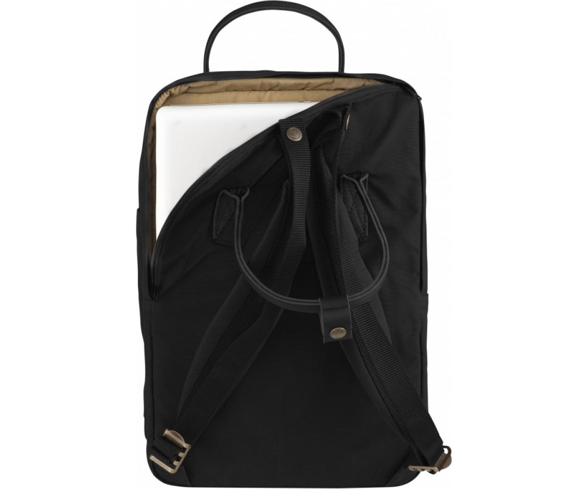 """Fjallraven Kaken NO.2 Laptop 15"""" - Black"""