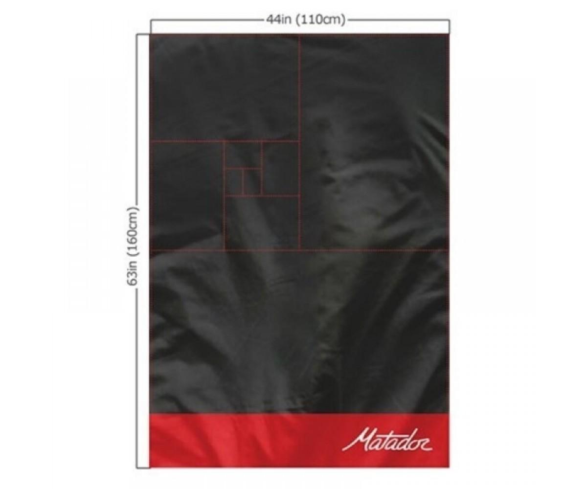 Matador - Pocket Blanket 2.0 Original red