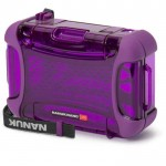 Nanuk Nano 330-0013 Hardcase Waterproof Phone & Camera Purple Original