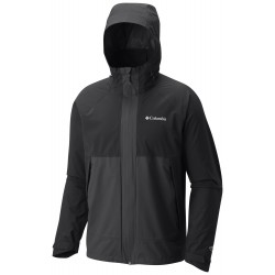 Columbia Men's Evolution Valley™ Jacket Black Shark