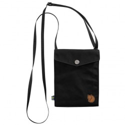 Fjallraven Pocket Bag Black