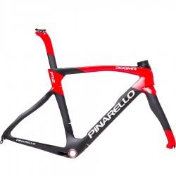Pinarello FS Dogma F12 Size 46.5 - Vulcan Red Frameset