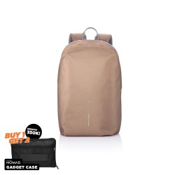 XD Design Bobby Soft Anti-Theft Backpack Brown
