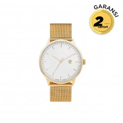 CHPO Nando Gold White Dial
