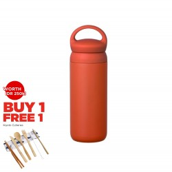 Kinto Day Off Tumbler 500ml Orange
