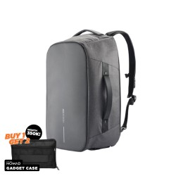 Jual tas anti maling dan tahan air XDDesign Bobby Duffle Anti-Theft Travelbag Black ready stock