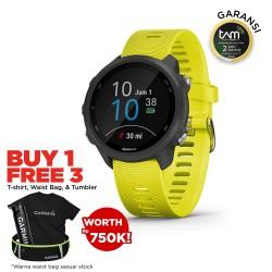 Garmin Forerunner 245 Black Yellow