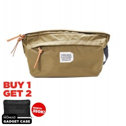 Fredrik Packers 500 Day Funny Pack Beige