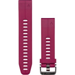 Garmin Quickfit 20mm Watch Bands Cerisee Silicone