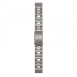Garmin Quickfit 22mm Titanium Band