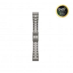 Garmin Quickfit 26 Titanium Band
