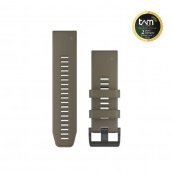 Garmin Quickfit 26 Watch Bands Coyote Tan Silicone