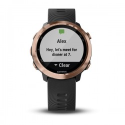 Garmin Forerunner® 645 Music Black/Rose Gold