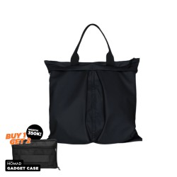 Rains Helmet Bag Black