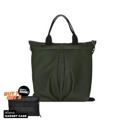 Rains Helmet Bag Green