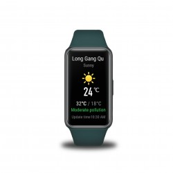 Huawei Watch Band 6 Forest Green