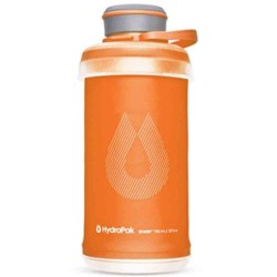 Hydrapak Stash 1L Collapsible Bottle - Orange