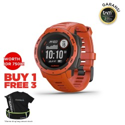 Garmin Instinct - Flame Red