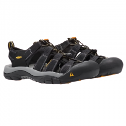 Keen Newport H2 Men's Hiking Sandal Black Style #1001907
