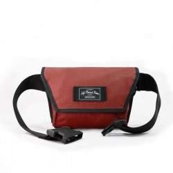 LBB The Musette Hip Pouch - Maroon
