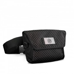 LBB The Musette 'Eclipse' Hip Pouch - Reflective