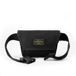 LBB The Musette Hip Pouch - Black