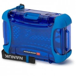 Nanuk Nano 330-0008 Hardcase Waterproof Phone & Camera Blue Original