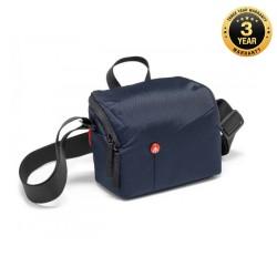 Jual Tas Kamera MBNXSBIBU2 Manfrotto NX camera shoulder bag I Blue V2 for CSC