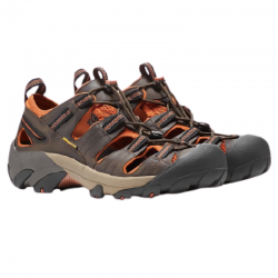 Keen Arroyo II Men's Black Olive/Bombay Brown Style #1008419