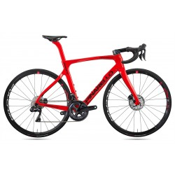Pinarello FB Prince 2021 Size 51.5 - Red with Ultegra R8020