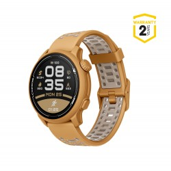 Coros Pace 2 Speed Premium GPS Gold/Silicone