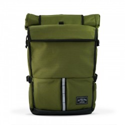 LBB The Peloton Rolltop Backpack - Olive