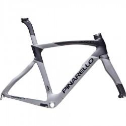 Pinarello FS Dogma F12 Size 50 - Grey Black Frameset