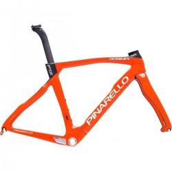 Pinarello FS Dogma F12 Size 50 - Venus Orange Frameset with Talon