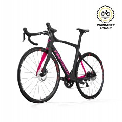 Pinarello Prince Black Pink Size 46