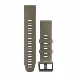 Garmin Quickfit 22 Watch Bands Coyote Tan Silicone