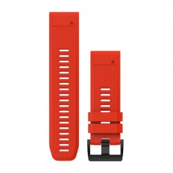 Quick-Fit-26-Watch-Bands-Flame-Red-Silicone