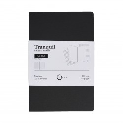 Akasa Noir Black Tranquil Notebook
