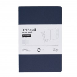 Akasa Midnight Blue Tranquil Notebook Medium