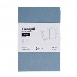 Akasa Sky Blue Tranquil Notebook Medium