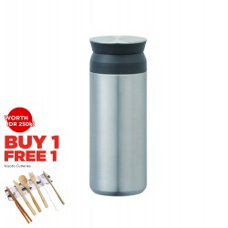 Kinto Travel Tumbler 500ml Stainless Steel Ready Stock Wearinasia
