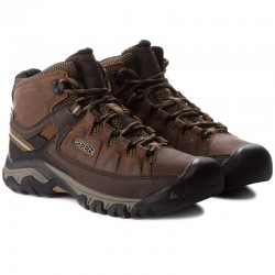Keen Targhee III Mid Waterproof Men's Big Ben Golden/Brown Style #1018570