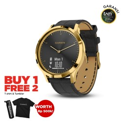 Garmin Vivomove HR Premium Gold-Black