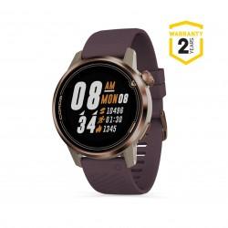 Coros Apex Multisport Watch 42mm Purple Gold