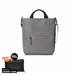 Rains Tote Crossbody Style Charcoal