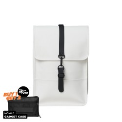 Rains Backpack Mini Off White