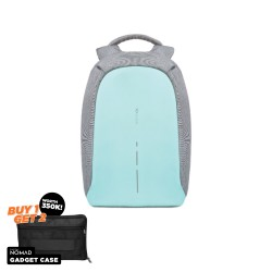 XD Design Bobby Compact Anti-Theft Backpack Light Blue
