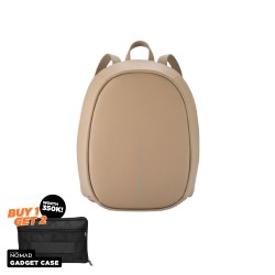XD Design Bobby Elle anti-theft backpack Brown (Mocha)