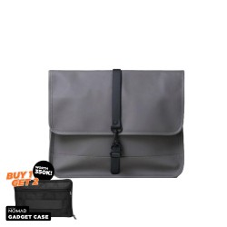 Rains Commuer Bag Charcoal
