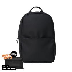 Rains Field Bag Backpack Black